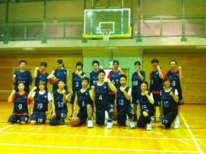 バスケットボールスクール