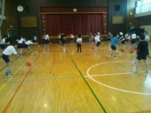20140130東蒲小学校